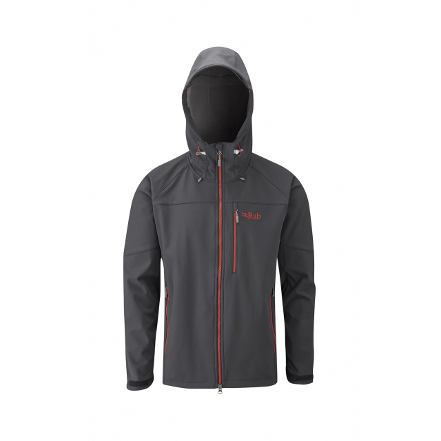 Rab - - Salvo Jacket M - medium - Anthracite