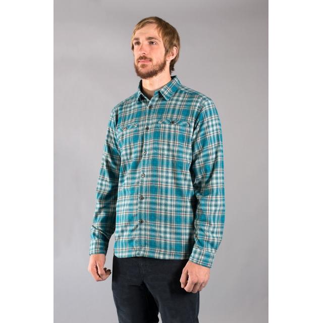 Rab - - Dawson Shirt M - small - Blue Monday