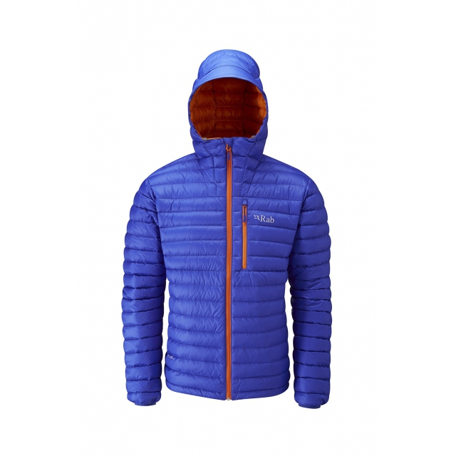 Rab - - Microlight Alpine Jt M - X-LARGE - Electric