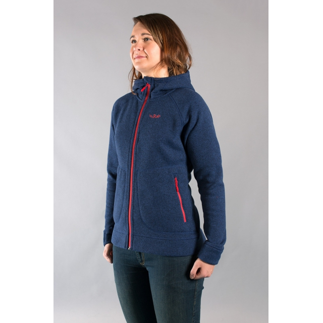 Rab - - Quest Jacket W - small - Blueprint