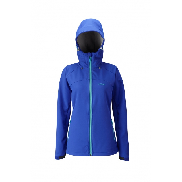 Rab - - Salvo Jacket W - x-small - Nordic