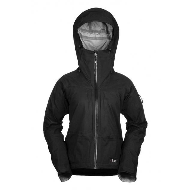 Rab - - Alpine Tour Jacket Womens - X-Small - Black