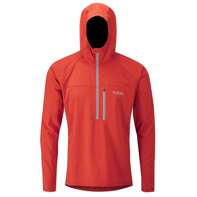 Rab - mens boreas pull on oxide