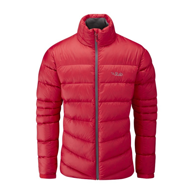 Rab - mens cirque jacket ricohet/ shark