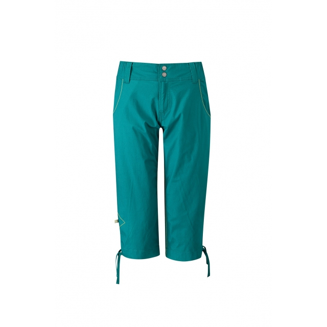 Rab - - Valkyrie Capris W - medium - Dark Jade