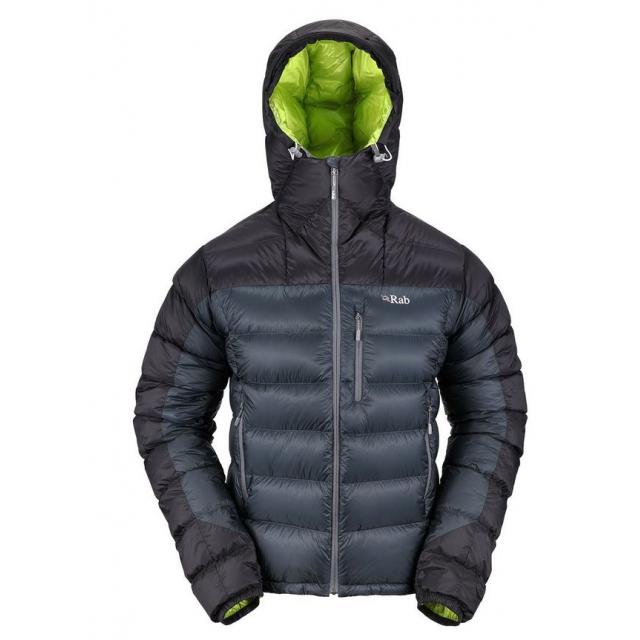 Rab - mens infinity endurance jacket ebony