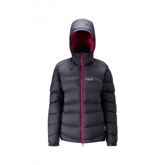 Rab - - Ascent Jacket W - x-small - Juniper