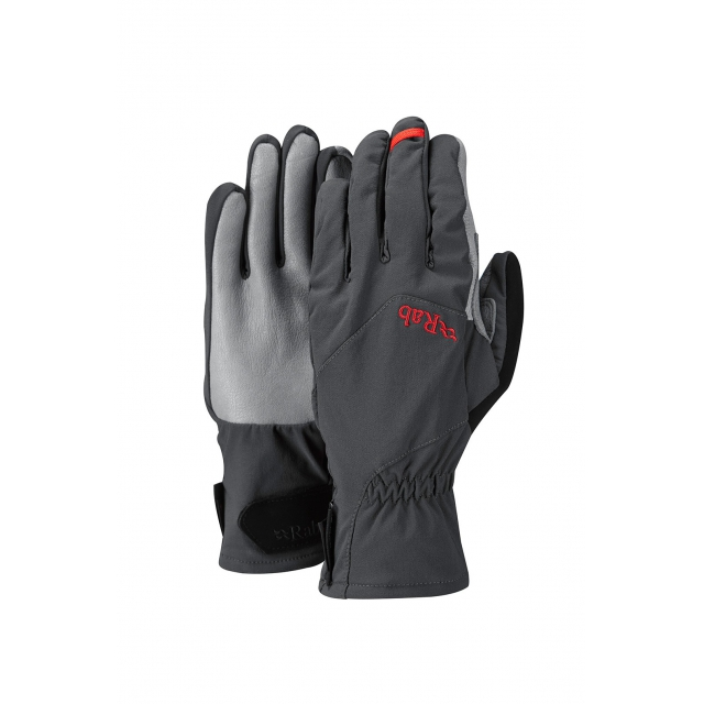 Rab - - VAPOUR-RISE GLOVE - X-SMALL - Slate
