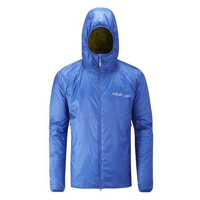 Rab - mens xenon x jacket ink/ mimosa