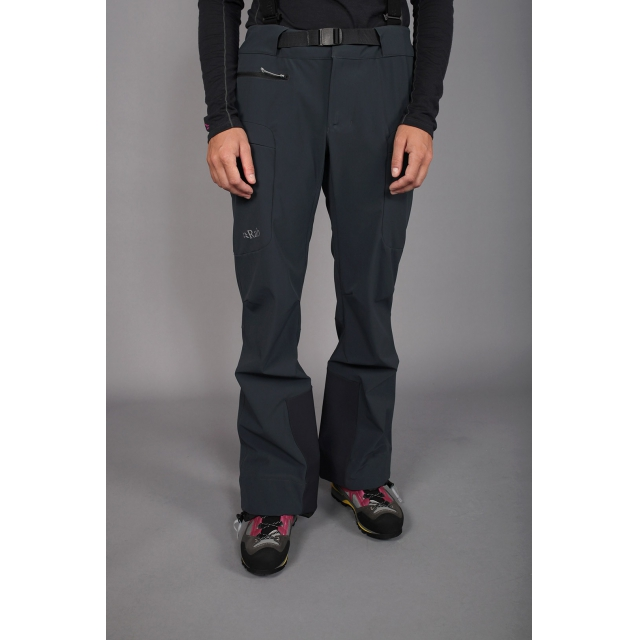 Rab - - Upslope Pants W - X-SMALL - Ebony