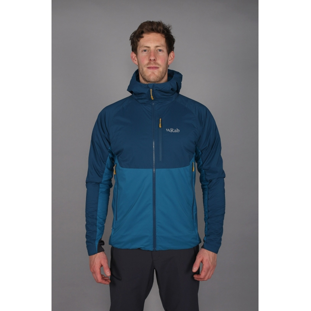 Rab - - Alpha Direct Jacket M - X-LARGE - Merlin Ink Merlin