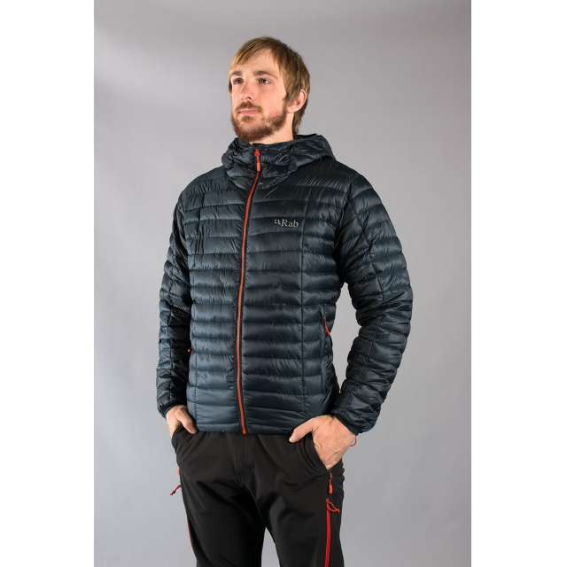 Rab - - Nimbus Jacket M - X-LARGE - Ebony