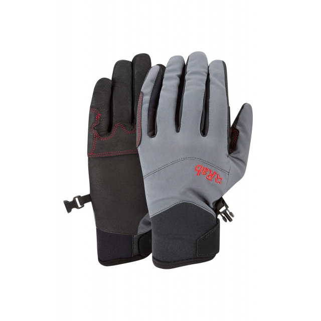 Rab - - M14 GLOVE - X-LARGE - Black