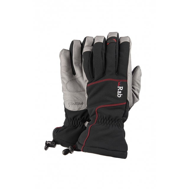 Rab - - BALTORO GLOVE - X-LARGE - Black