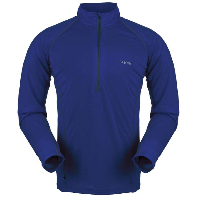 Rab - Men's MeCo 165 LS Zip Tee