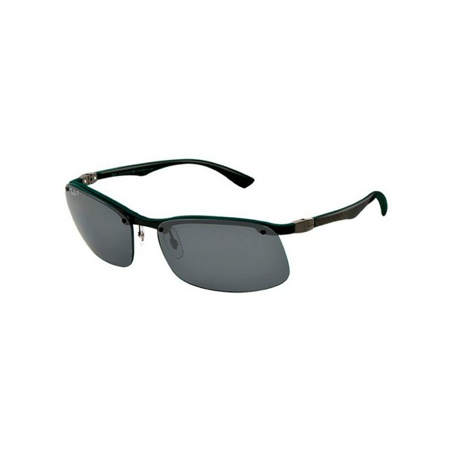 Ray Ban - RB8314 - Polarized Green Sunglasses