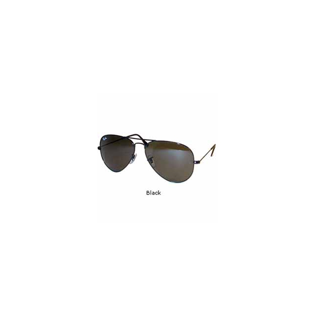 Ray Ban - Original Aviator Classic Sunglasses - Black