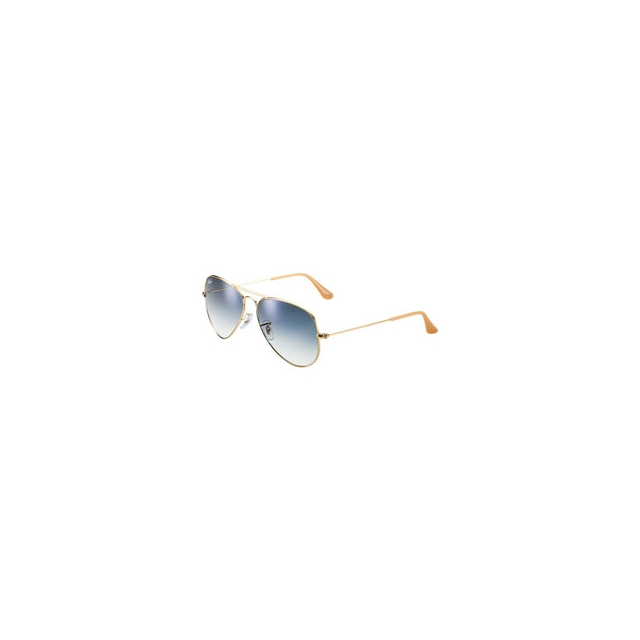 Ray Ban - Aviators With Gradient Lenses - Men's