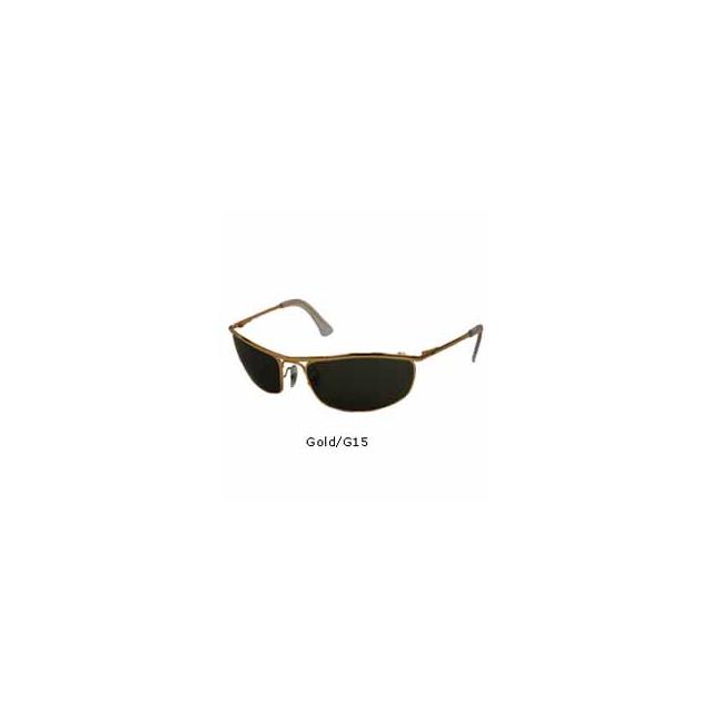 Ray Ban - 3119 Olympian Sunglasses - Gold