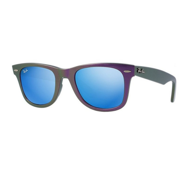 Ray Ban - Original Wayfarer Sunglasses - Metallic Violet