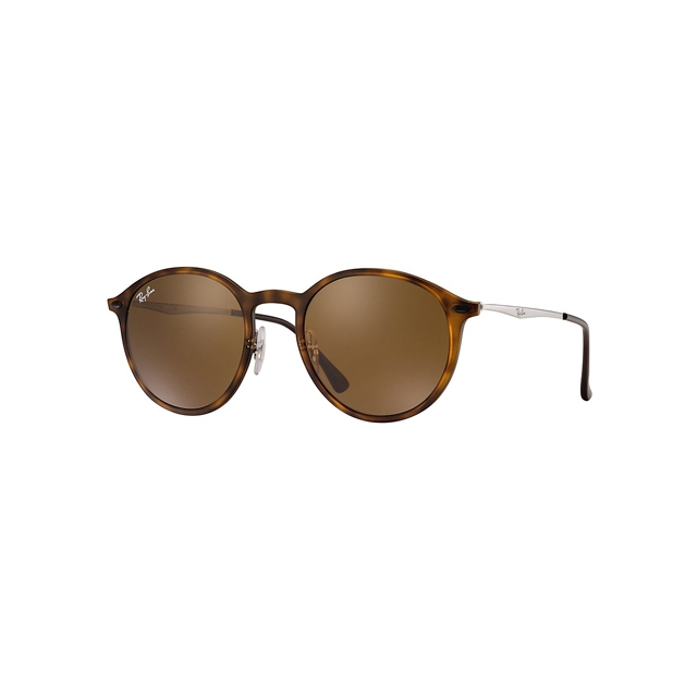 Ray Ban - - Injected Man Sunglass Matte Havana