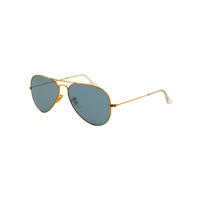 Ray Ban - - Aviator Large Metal Polarized