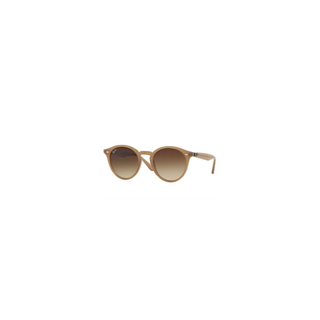 Ray Ban - RB 2180 Sunglasses - Women's - Light Brown/Brown Gradient