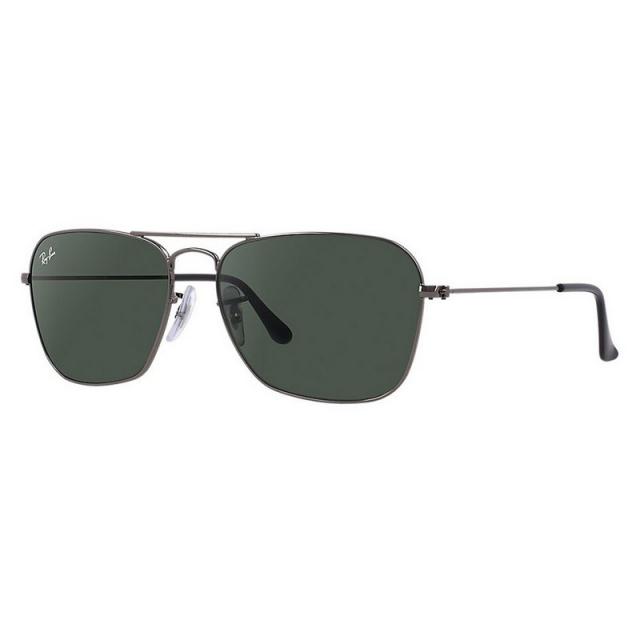 Ray Ban - Caravan - Gunmetal Sunglasses