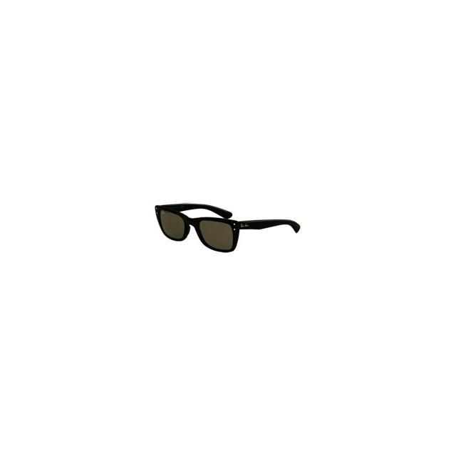 Ray Ban - 4148 Caribbean Sunglasses - Black/Crystal Green
