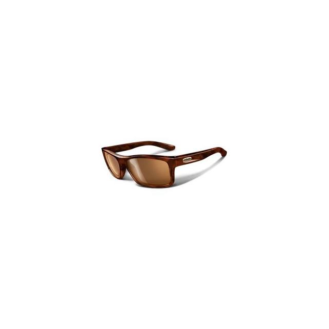Revo - Square Classic Sunglasses - Tortoise/Terra
