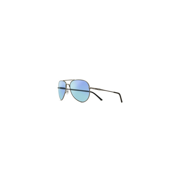 Revo - Ellis Polarized Sunglasses - Gunmetal/Blue Water