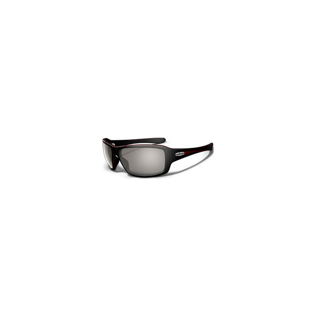 Revo - Waypoint Polarized Sunglasses - Black/Brick Red/Graphite Lens