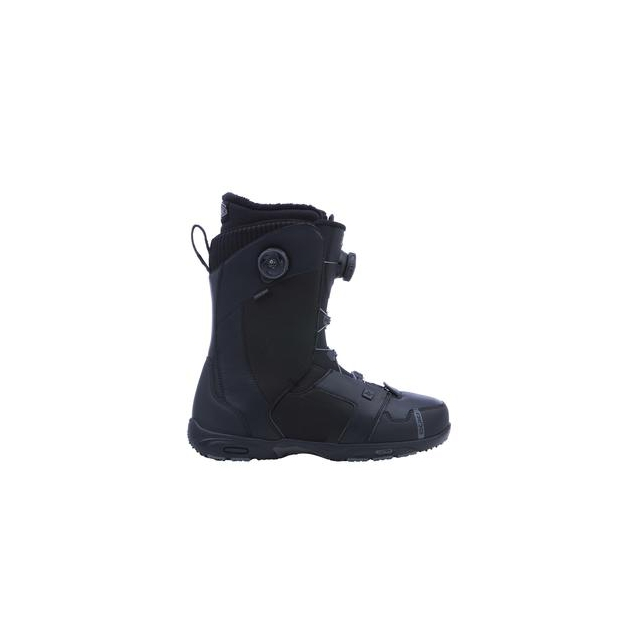 Ride - Lasso BOA Snowboard Boot Men's, Black, 9.5