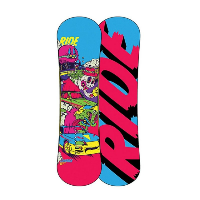 Ride - Kid's LowRide Snowboard