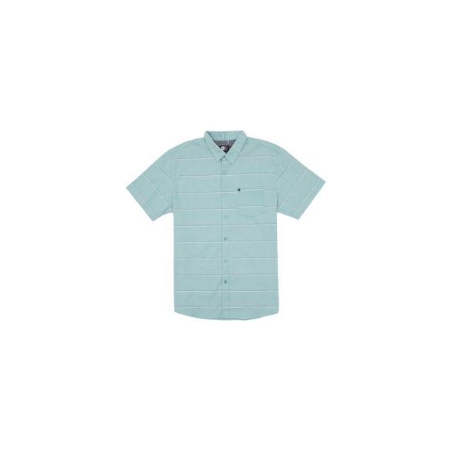 Rip Curl - Mens El Tigre S/S Shirt - Sale Aqua Large