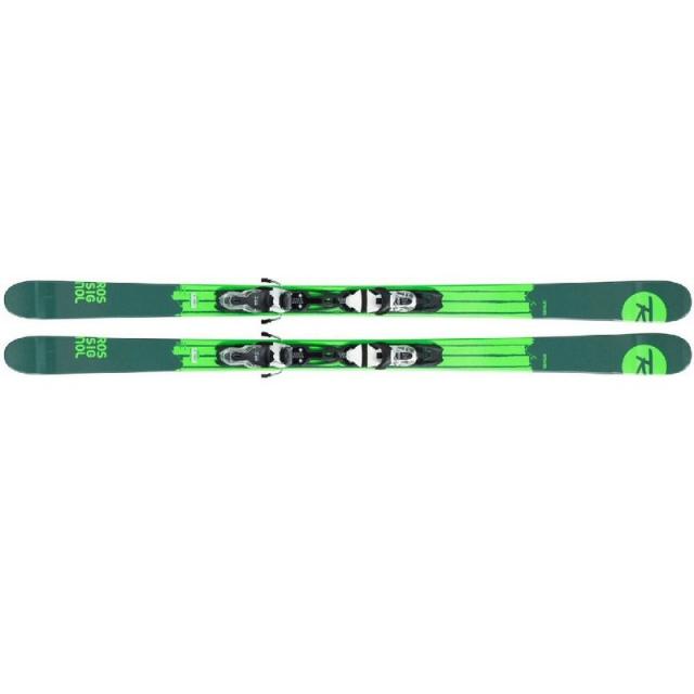 Rossignol - Sprayer Skis with Xpress 10 Binding