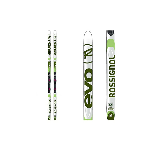 Rossignol - Evo Glade 59 Cross Country Skis with Bindings 2017
