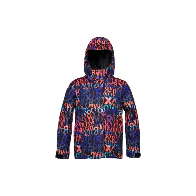 Roxy - Roxy Girls American Pie Girl Jacket - Printed
