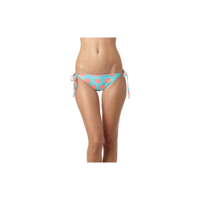 Roxy - Roxy Womens Connect the Dots Brazilian String Bikini Bottoms