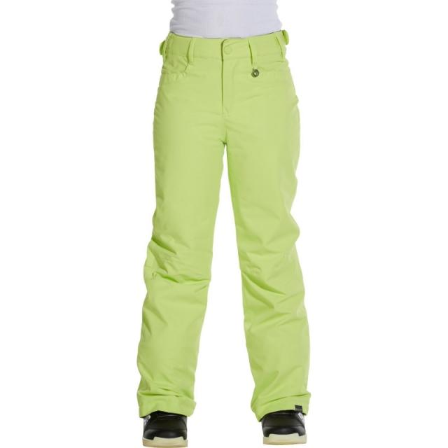Roxy - Girls Backyards Pant - Closeout Sharp Green 16