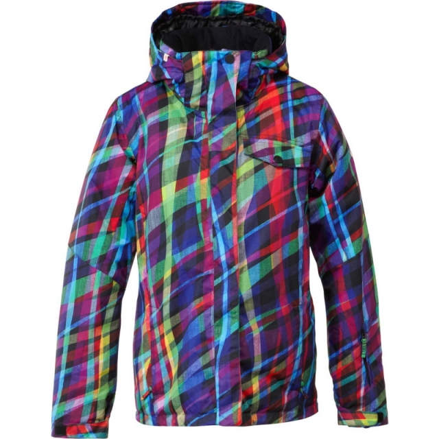 Roxy - Womens Jetty Jacket - Closeout Sources Medium