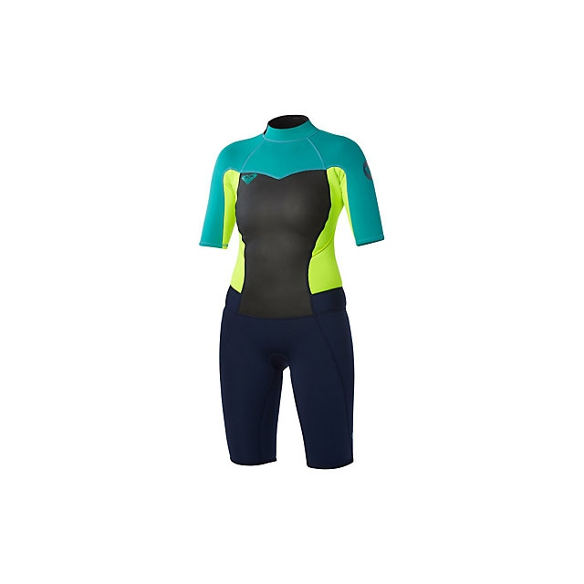 Roxy - 2/2mm Syncro Spring Womens Shorty Wetsuit 2015