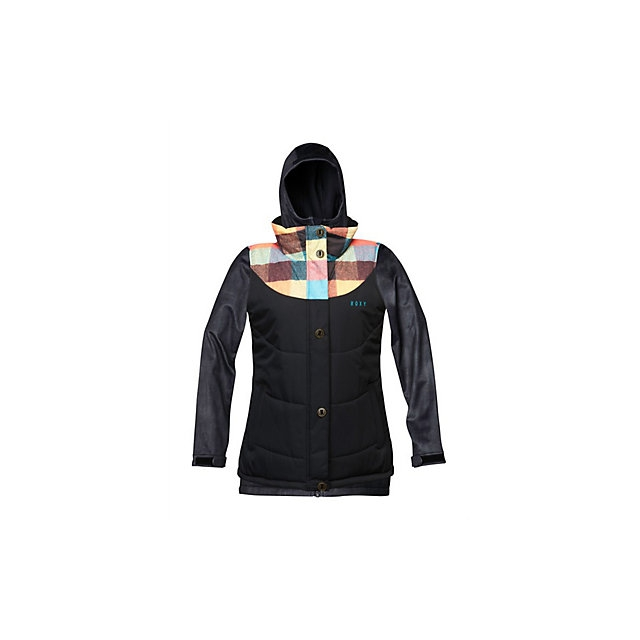 Roxy - No Dice Womens Insulated Snowboard Jacket