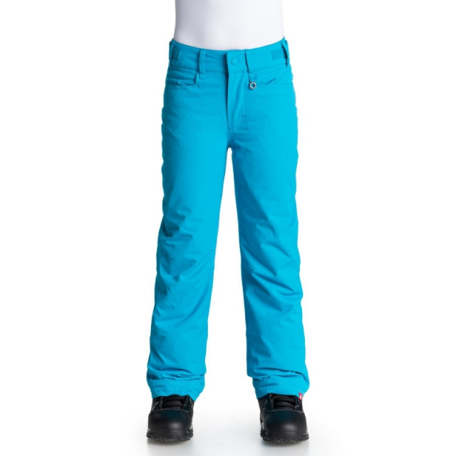 Roxy - Girls Backyard Snowboard Pant - Closeout Hawaiian Ocean Small