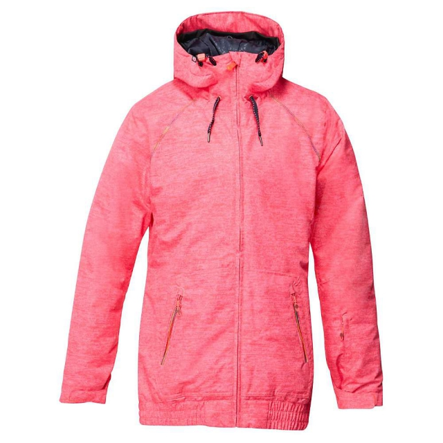 Roxy - Valley Hoodie Snowboard Jacket - Women's