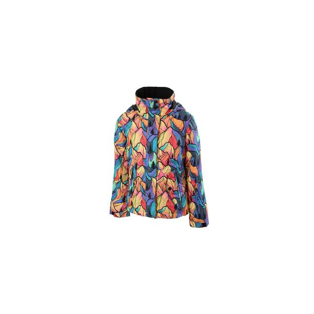 Roxy - Jetty Insulated Snowboard Jacket Girls', Woodsey, M