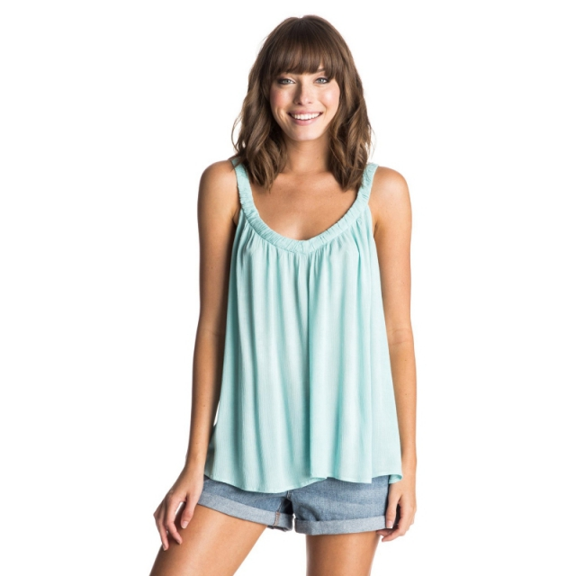Roxy - Double Dutch Top - Closeout Blue Radiance Small