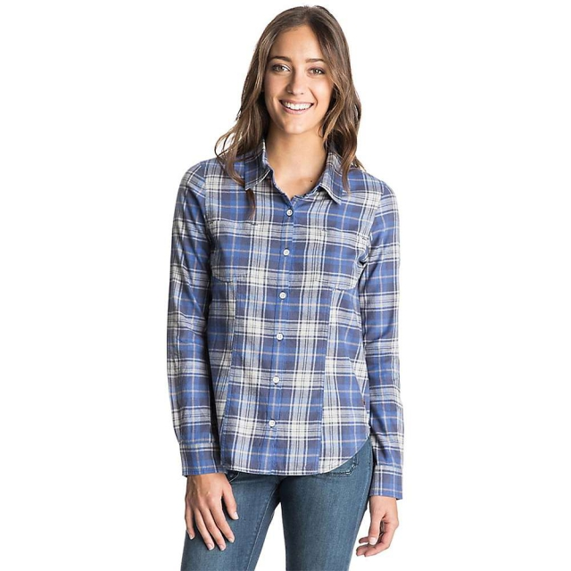 Roxy - Women's Driftwood 2 Flannel Shirt