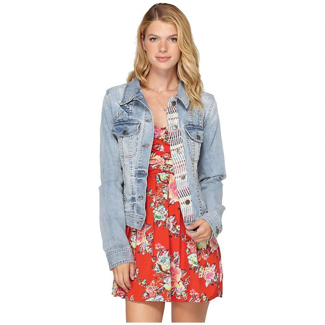 Roxy - Women's Dancing Shores Denim Shirt
