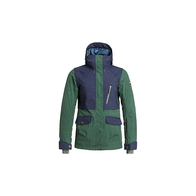 Roxy - Tribe Womens Insulated Snowboard Jacket